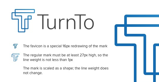 Logo for TurnTo